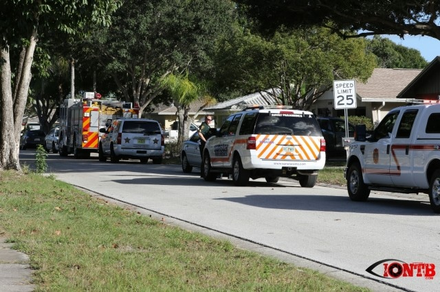 First Responders on-scene at home in Seminole