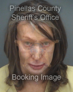 Booking photo of Cathy Moloney
